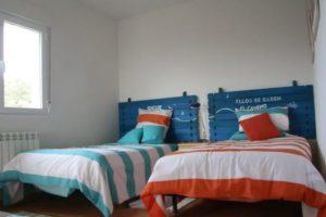 Casa Las Zorreras habitacion 3