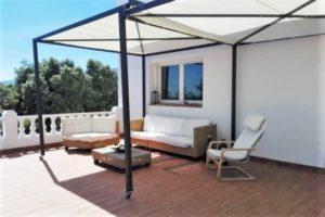 Casa Las Zorreras terraza